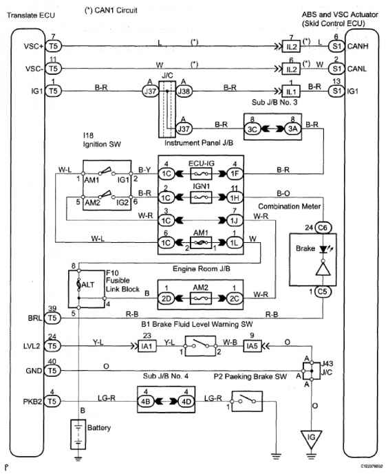 2006 Matrix Wiring Diagram