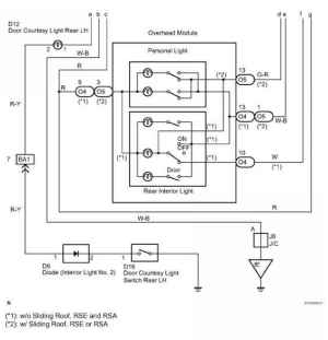 [Installing A 2006 Toyota Sequoia Starter Wiring Diagram
