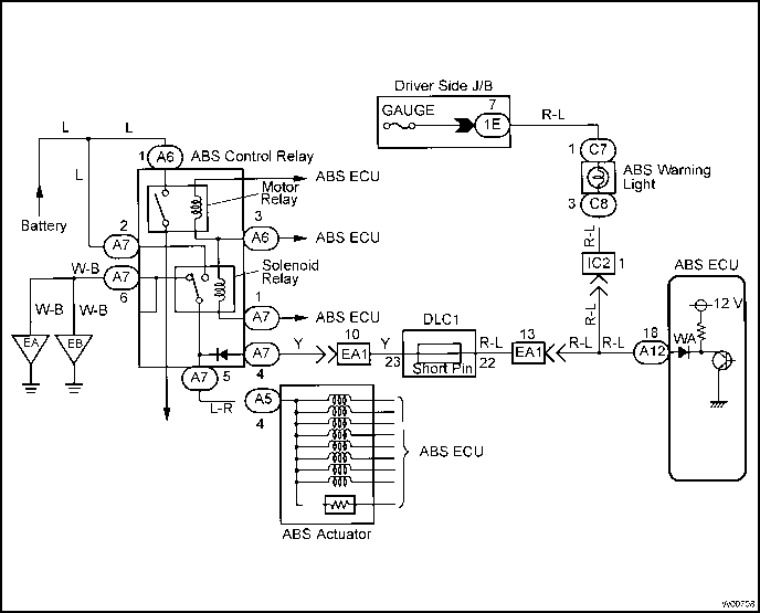 Toyota Hilux Voltage Regulator Wiring Diagram : 45 Wiring