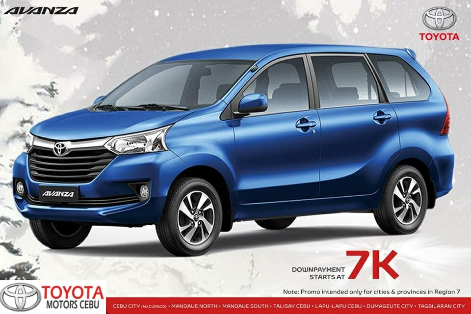 Toyota Avanza November 2018 All In Promo
