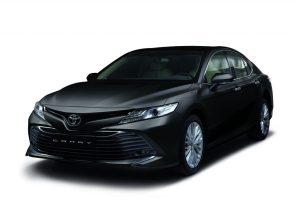 Toyota Camry 2019 Attitude-Black-Mica
