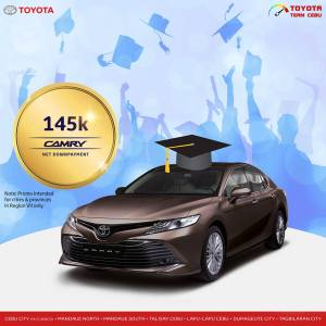 toyota camry march 2019 promo