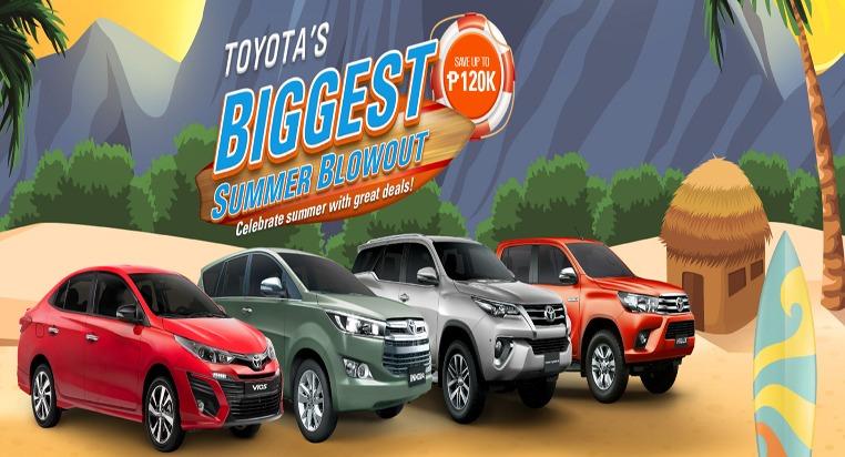 Toyota Cebu May 2019 Latest Promo