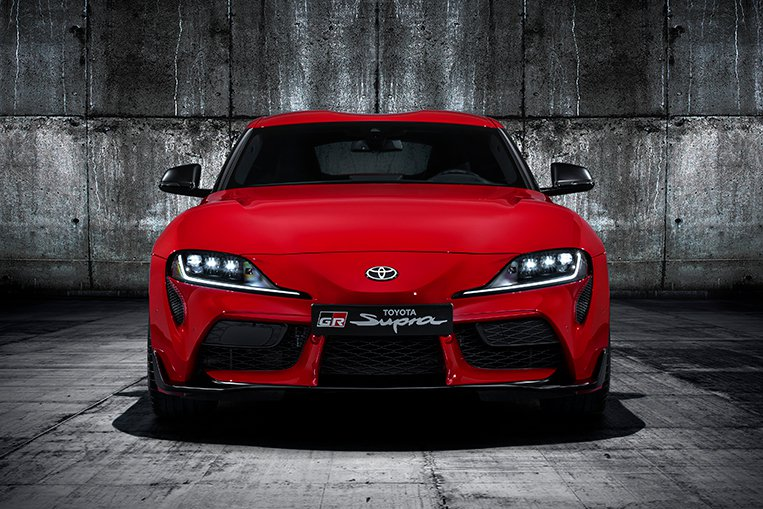Toyota Philippines new generation Supra