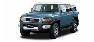 Toyota FJ Cruiser Smokey Blue 2020 Cebu Philippines latest prices & promotions