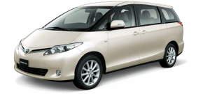 Toyota Previa White Pearl 2020 Cebu Philippines latest prices & promotions