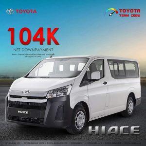 Hiace July 2020 Promotion