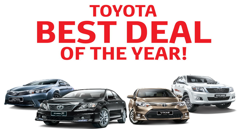 Toyota Cebu August 2020 Promotion