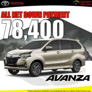 Toyota Avanza June 2021 Promotion
