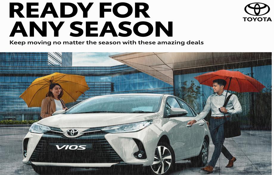 Toyota Motors Cebu July 2021 Promotions