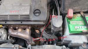 P1155 code on 2001 Toyota Sienna  Toyota Nation Forum : Toyota Car and Truck Forums