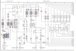 2001 Toyota Sienna LE Wiring Diagram  Toyota Nation Forum