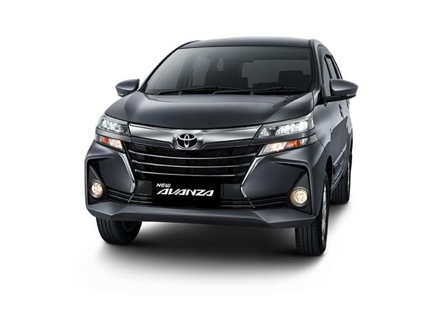Spesifikasi Toyota Avanza 2019