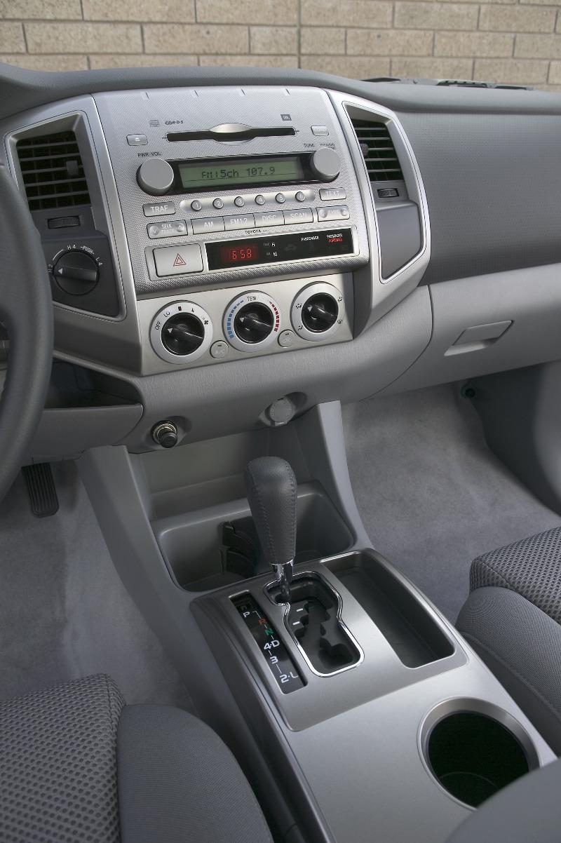 2005 Tacoma Interior Parts