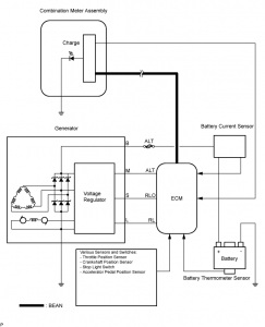 2AdFtv Charging Electrical Wiring Diagram  Avensis Club