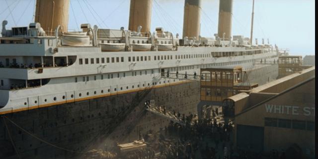 TITANIC II – LA HISTORIA SE REPITE