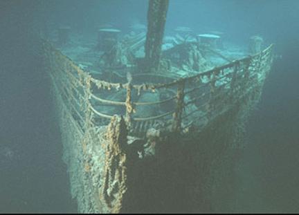 Titanic fondo marino TITANIC II – LA HISTORIA SE REPITE
