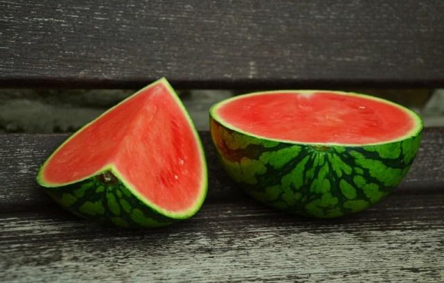 watermelon COME ERANO LA FRUTTA E LA VERDURA IN ORIGINE