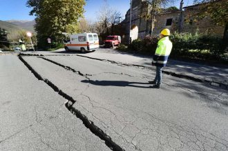 "EARTHQUAKE OF MAGNITUDE 7.1 CALIFORNIA: ""THE BIG ONE"" DAY: EACH TIME CLOSER"