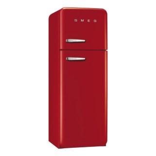 frigorifero smeg rosso FRIGORIFERI SMEG - IL MEGLIO DEL DESIGN ITALIANO E LA SUA PASSIONE PER LA CASA