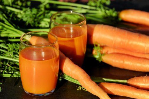 zanahoria vitaminas saludable vegetal verdura ¿EN QUÉ CONSISTE LA DIETA VEGANA?
