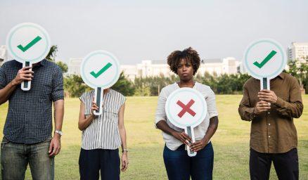 rifiuto discriminazione marginazione  L'EDUCAZIONE EMOZIONALE