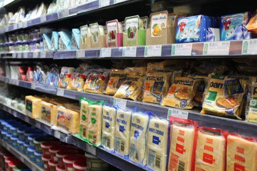 supermercato prodotti eticchetta PRODOTTI NATURALI, PROBIOTICI E BIOLOGICI