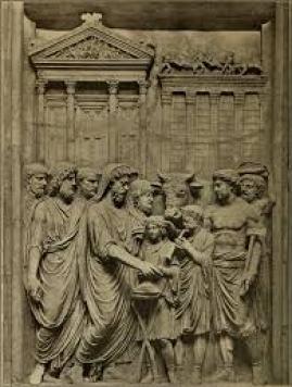 sacerdote romano famen dial roma antica LE FAVE ED ALTRI RITUALI ROMANI