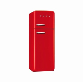 smeg red original regfrigerators SMEG REFRIGERATORS - THE BEST IN ITALIAN DESIGN AND YOUR PASSION FOR HOME