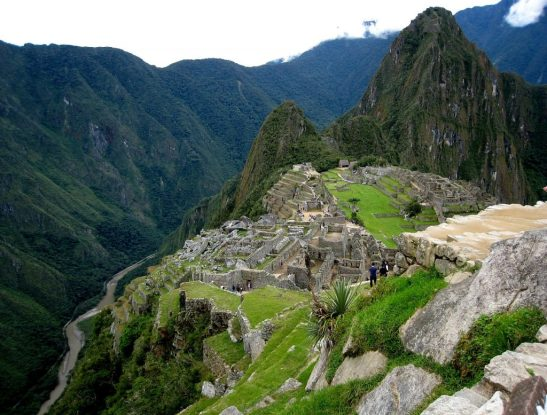 machu pichu peru andes THE POTATOES: THE FOOD OF THE GODS