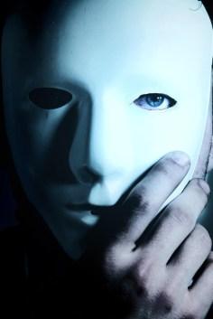 maschera occultare identitá MOSTRA IL TUO VALORE UNICO