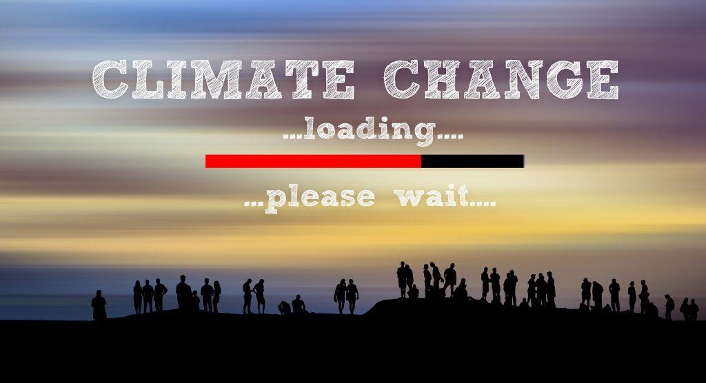 climate change   SOS EARTH
