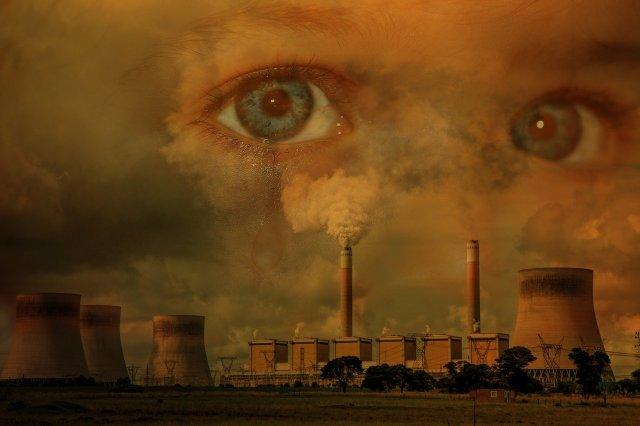 futuro generazioni contaminazione co2 centrale elettrica SOS TERRA