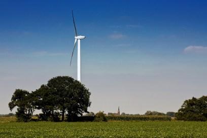 energía renovable aeólica cambio climático soluciones renovables medio ambiente respeto SOS TIERRA