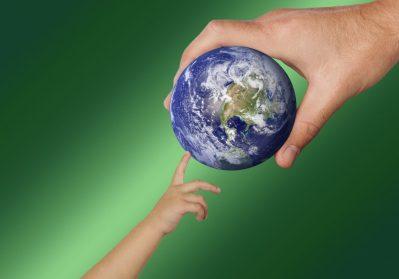 futuro generaciones futruas planeta tierra naturaleza SOS TIERRA