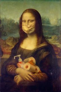 CORONA VIRUS: la real situación en Italia gente cuarentena mascarilla pánico coronavirus desinfectante papel higiénico