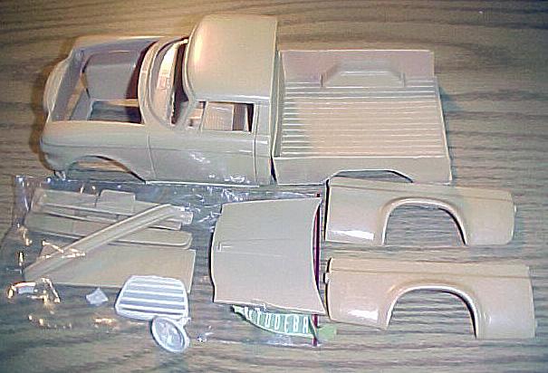 1957 Ford Wagon 2 Door