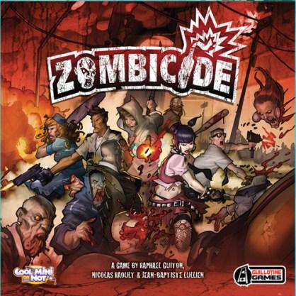 zombicide the box