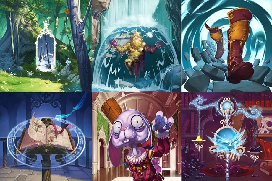 seasons illustrations