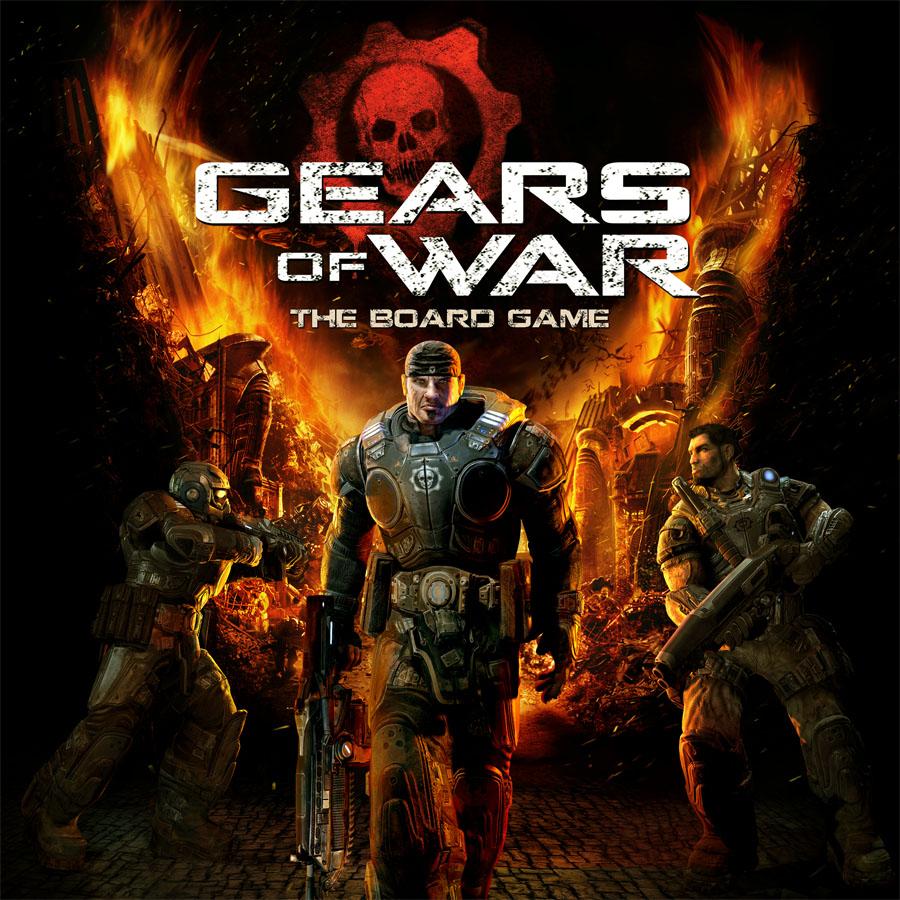 gears of war la boite