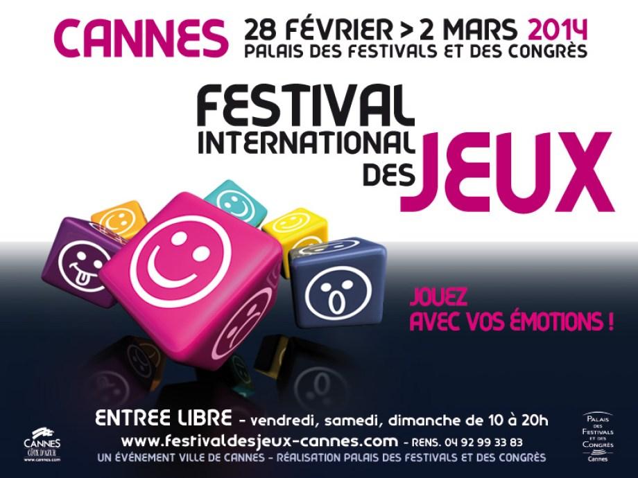 festival international des jeux 2014