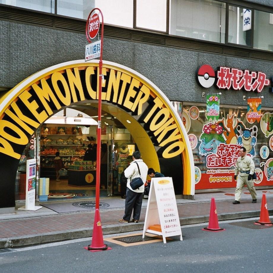 pokemon Tokyo