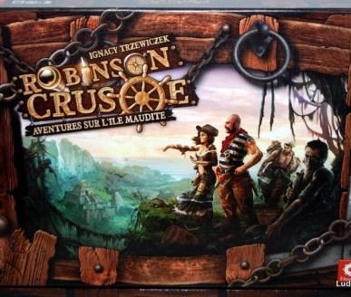 robinson crusoé aventures sur l'ile maudite