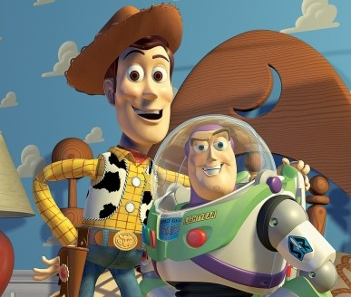 Toy Story 4 - Buzz et Woody