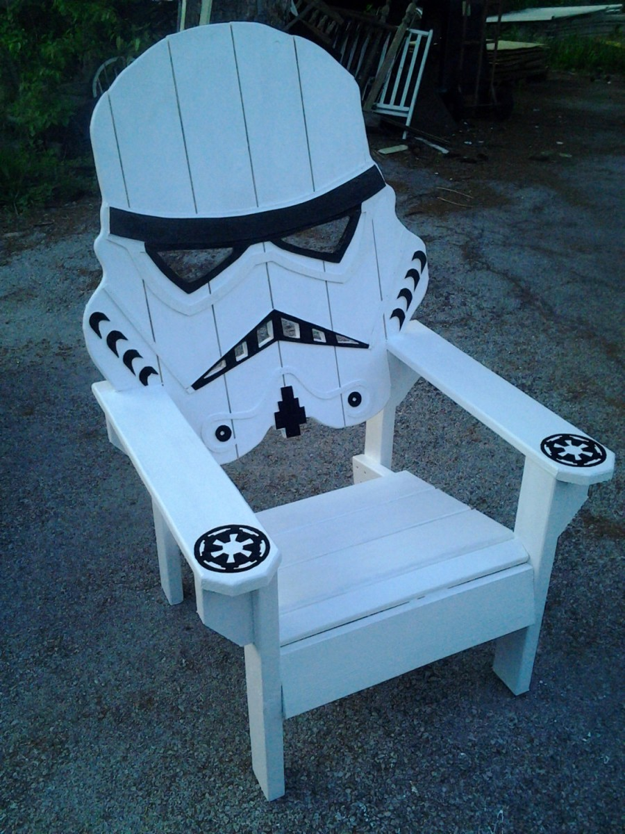 Tom's Selec - chaise stormtrooper