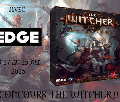 Concours The Witcher