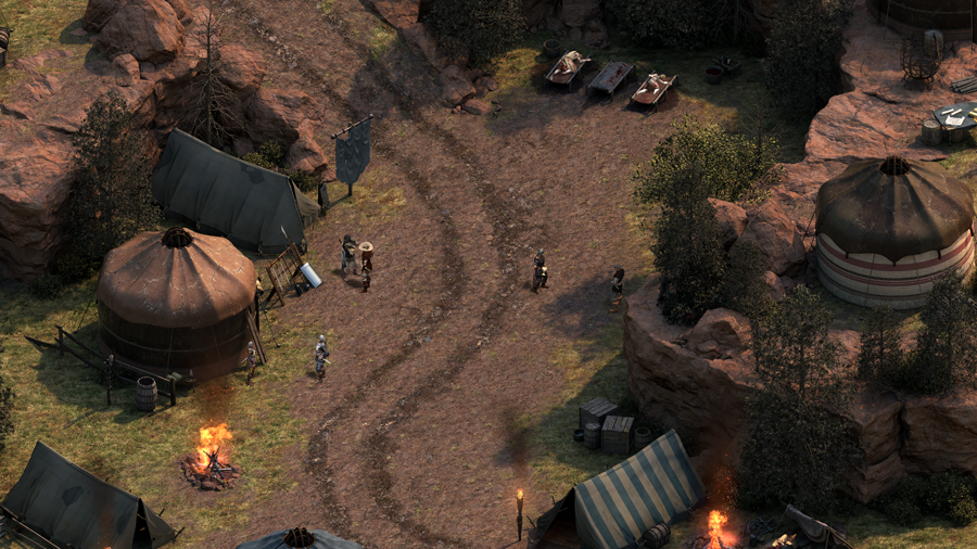 Pillars of Eternity: The White March Part 1