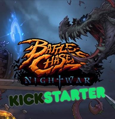 Battle Chasers - Kickstarter