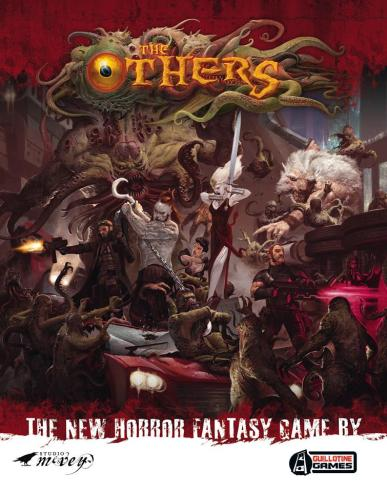 The Others, la boîte de jeu