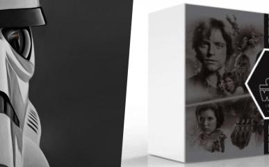 Legend Icon Box Star Wars